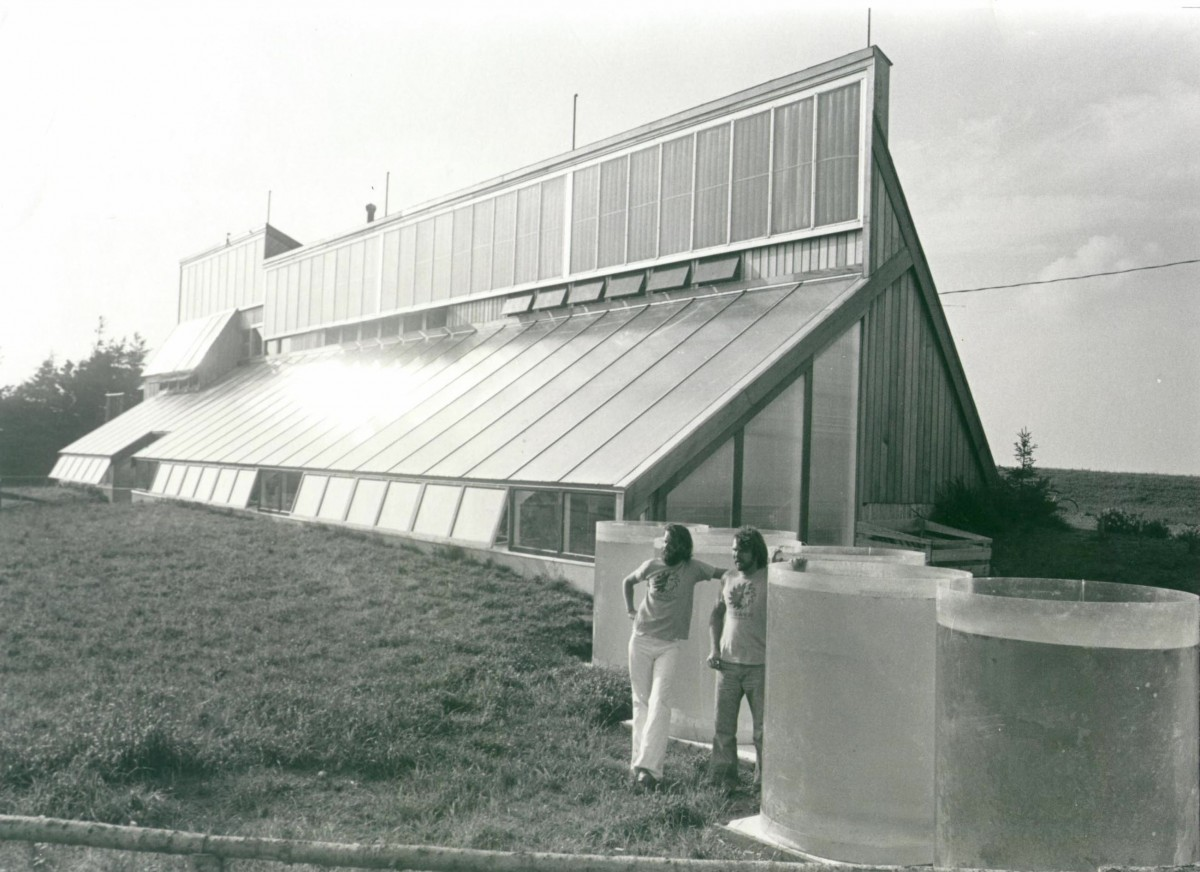 Solsearch Architects in front of the Ark