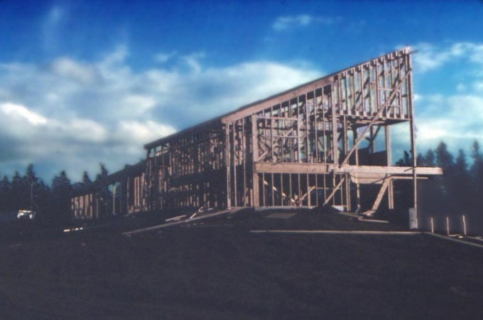 Framing the Ark