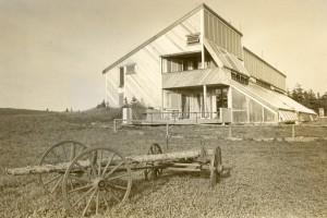 Exterior Ark